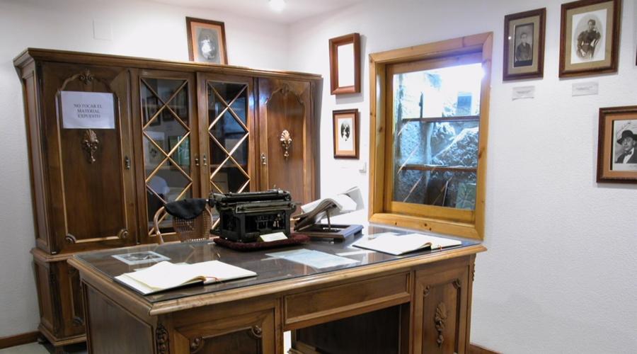 Casa Museo Ramón Cabanillas - Visit O Salnés ®