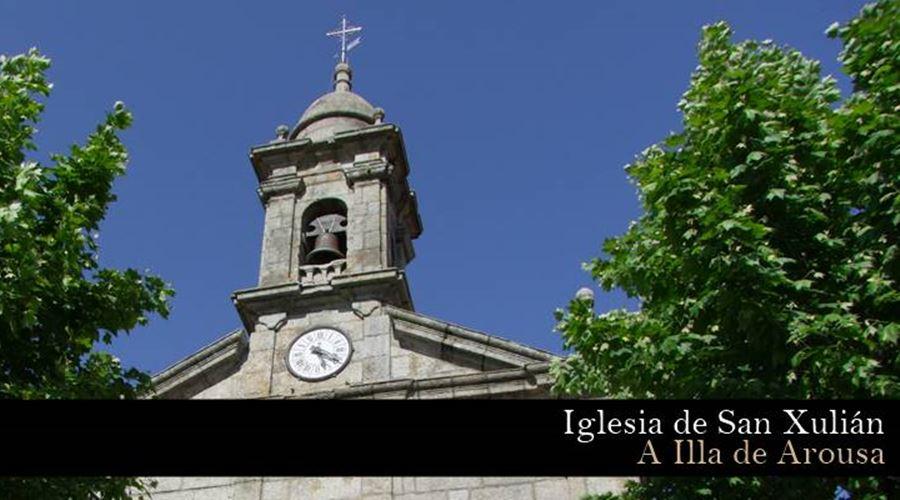 Iglesia de San Xulián - Visit O Salnés ®