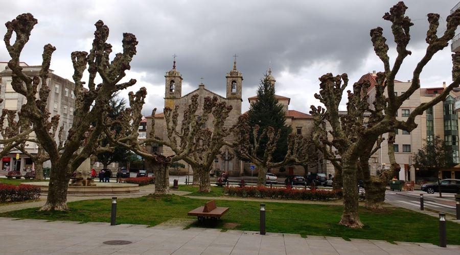 Iglesia Parroquial Santa Eulalia - Visit O Salnés ®