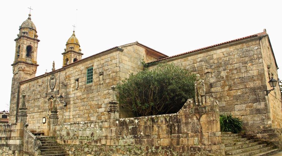 Iglesia San Benito - Visit O Salnés ®