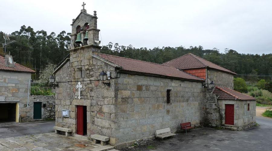 Iglesia Parroquial San Lorenzo de András - Visit O Salnés ®