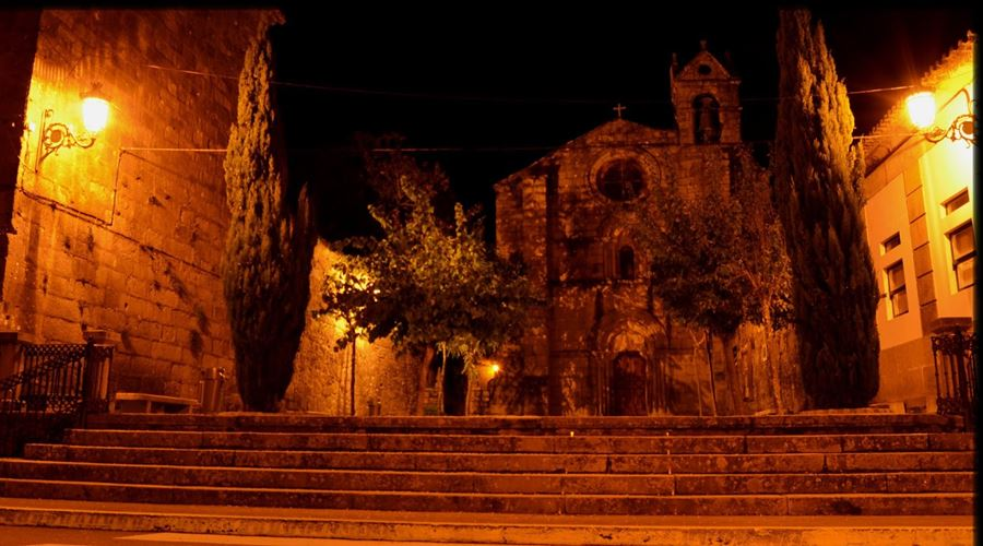 Iglesia de San Martín de Sobrán - Visit O Salnés ®
