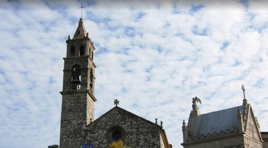 Iglesia San Martiño Meis - Visit O Salnés ®