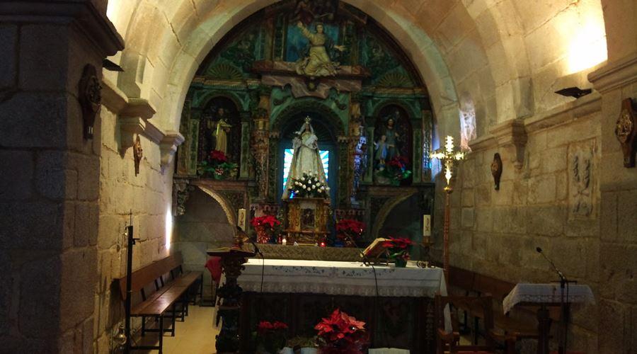 Iglesia Santa María de Adina - Visit O Salnés ®