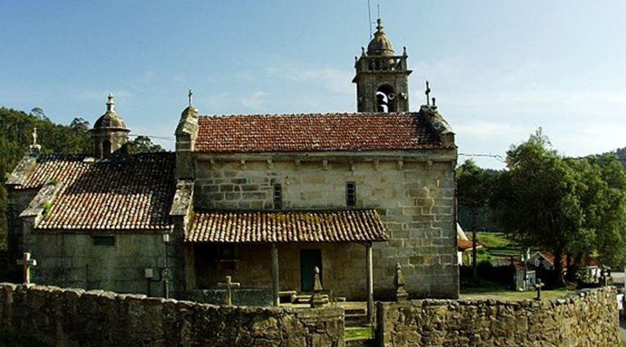 Iglesia de Santa María - Visit O Salnés ®