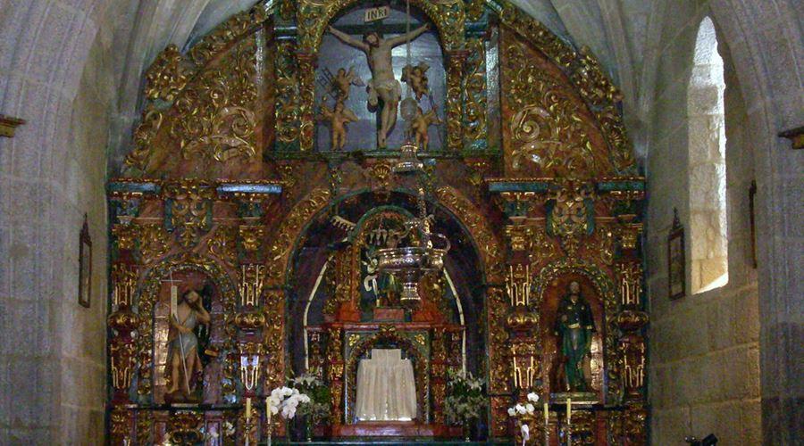 Iglesia de San Gines de Padriñan - Visit O Salnés ®