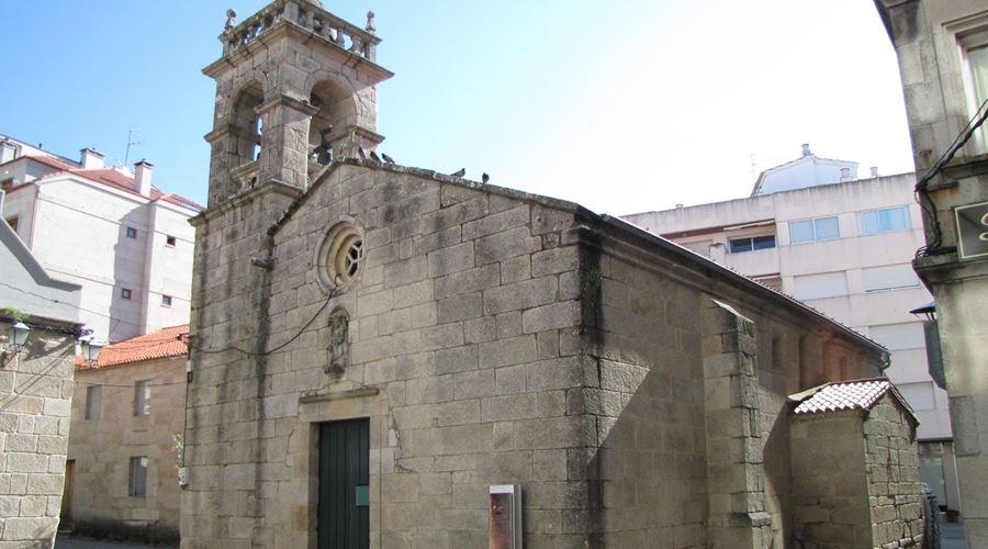 Templo pequeño de Sanxenxo - Visit O Salnés ®
