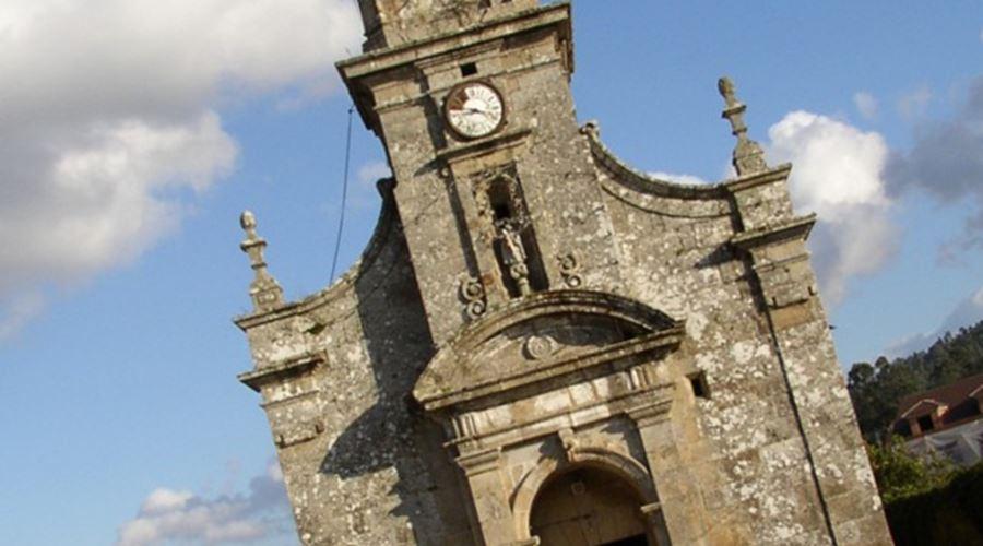Iglesia Santa Baia - Visit O Salnés ®