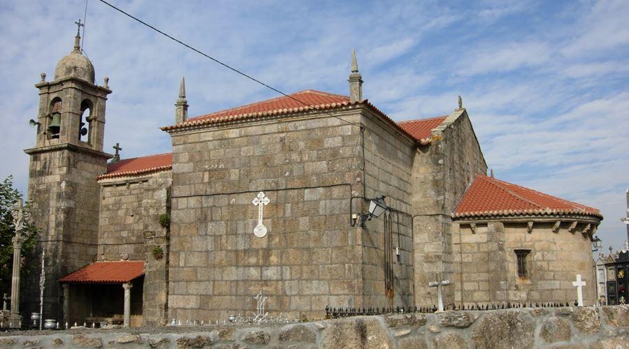 Iglesia de Santa María de Caleiro - Visit O Salnés ®