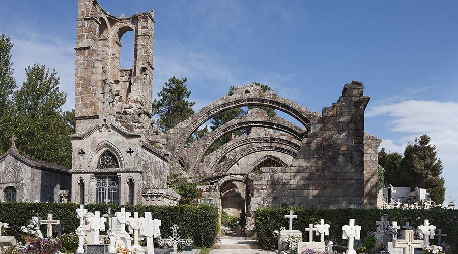 Ruinas de Santa Mariña - Visit O Salnés ®