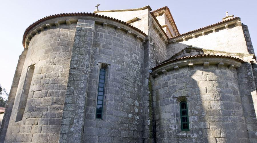 Monasterio Armenteira - Visit O Salnés ®