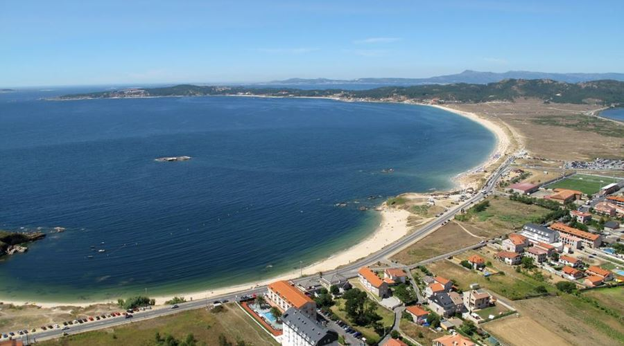 Playa A Lanzada - Visit O Salnés ®