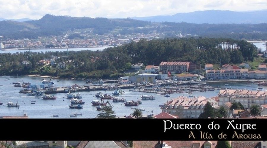 Puerto do Xufre - Visit O Salnés ®
