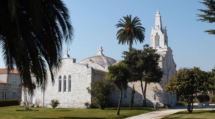 Iglesia de La Toja - Visit O Salnés ®