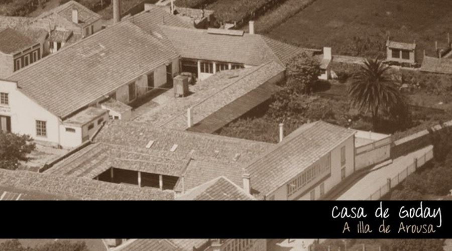 Casa Goday - Visit O Salnés ®
