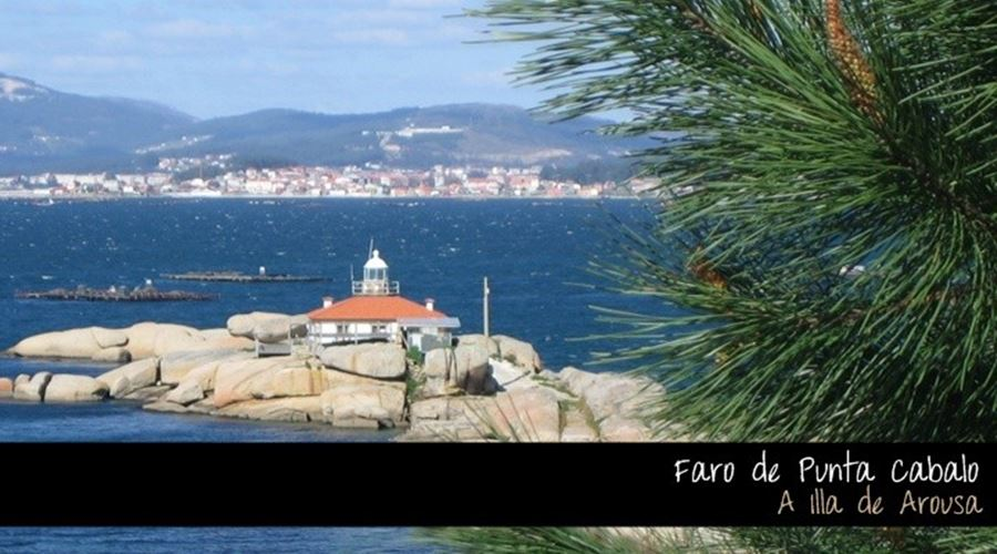 Faro de Punta Cabalo - Visit O Salnés ®