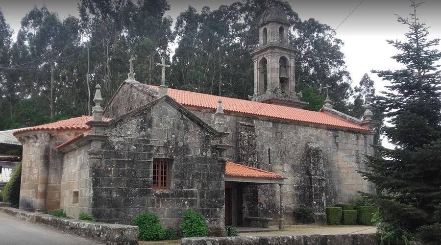 Iglesia Santa María de Paradela - Visit O Salnés ®