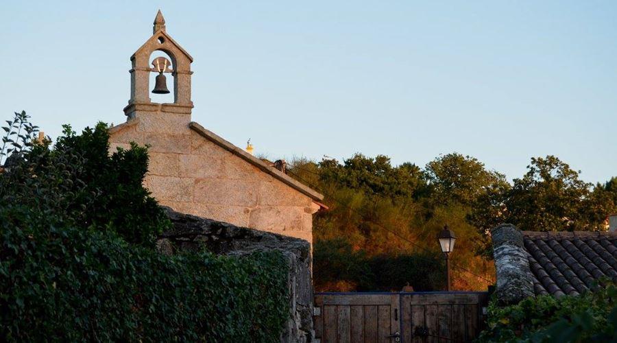 Capilla de San Amaro - Visit O Salnés ®