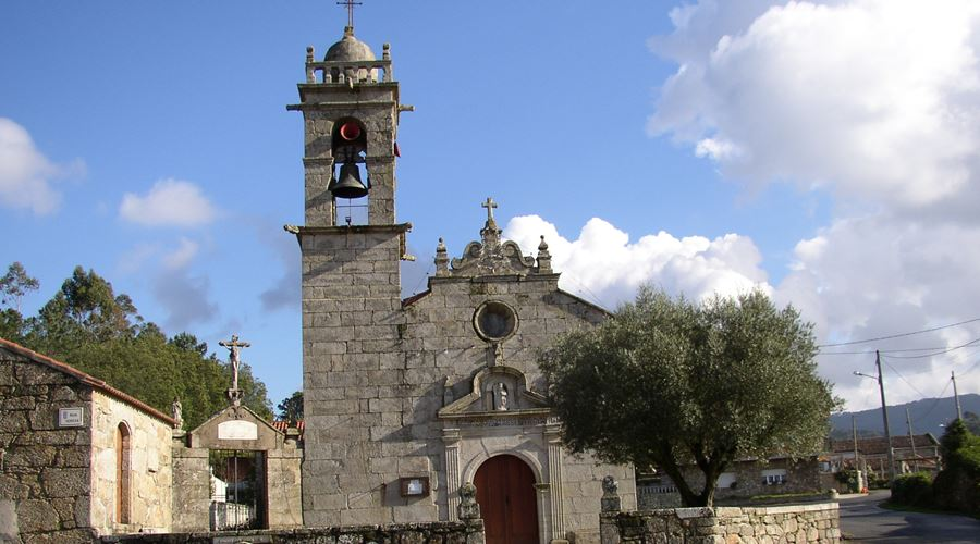 Igrexa de San Andrés de Barrantes - Visit O Salnés ®