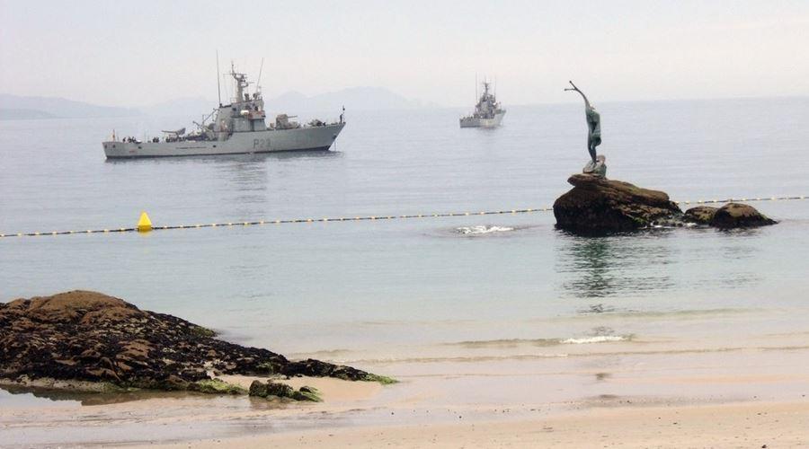 Playa de Silgar - Visit O Salnés ®