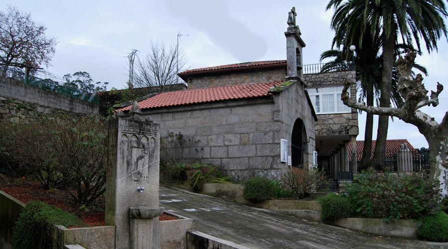 Capilla de Santa Marta de Arnelas - Visit O Salnés ®