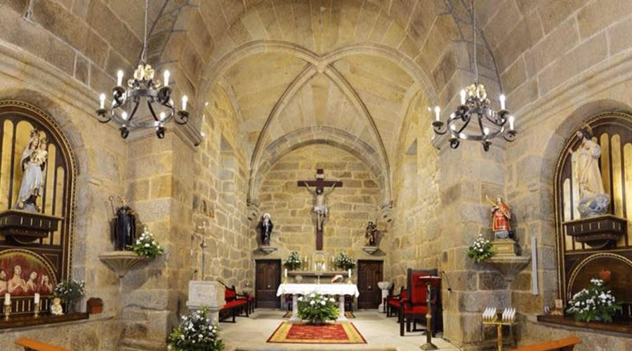 Iglesia San Vicente - Visit O Salnés ®