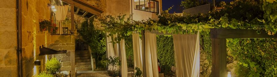 Quinta de San Amaro Hotel & Restaurante en Meaño