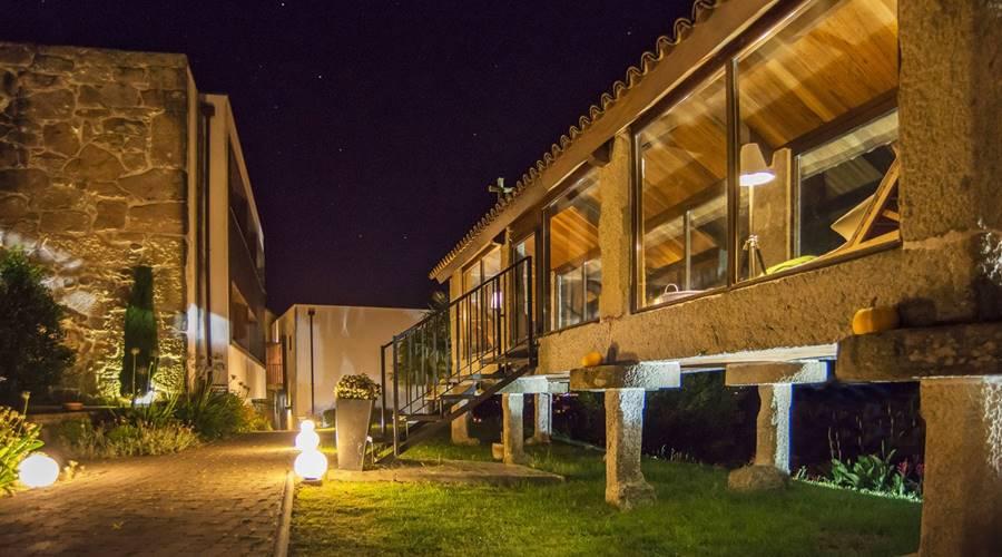 Quinta de San Amaro Hotel & Restaurante - Visit O Salnés ®