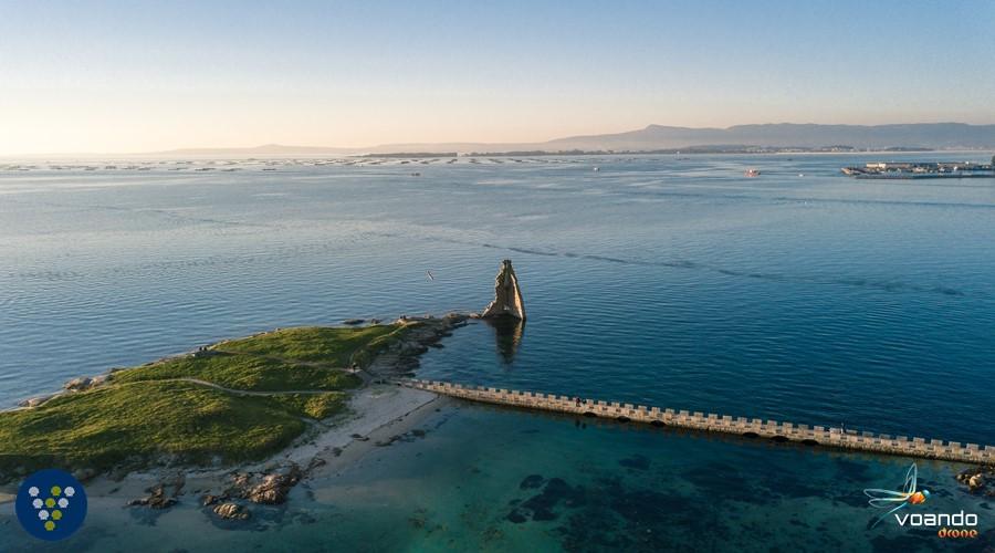 Torre de San Sadurniño - Voando Drone & Visit O Salnés