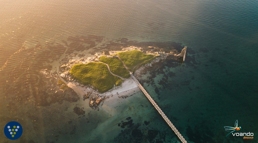 Torre de San Sadurniño - Voando Drone & - Visit O Salnés ®