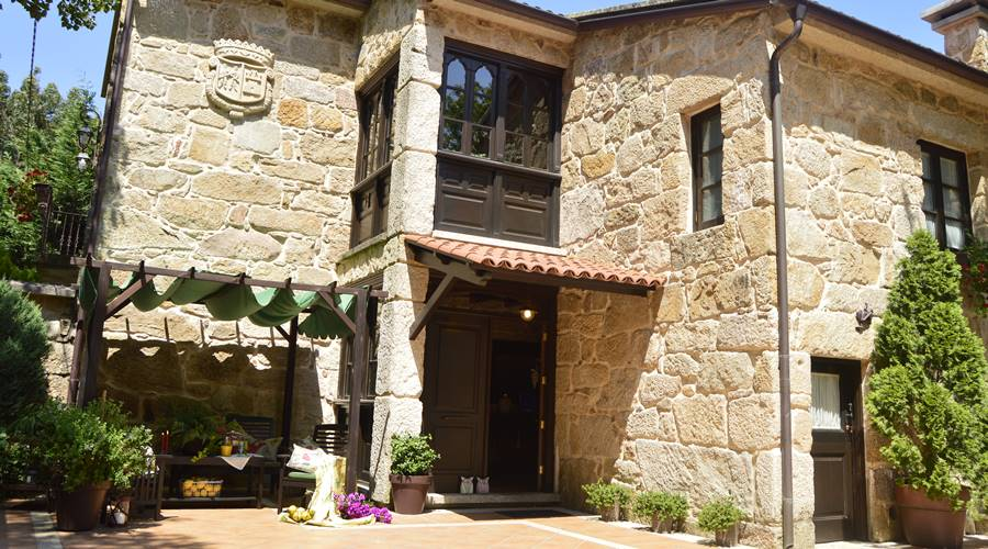 Casa da Muiñeira - Cambados - Visit O Salnés ®