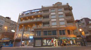 Hotel Justo - Visit O Salnés ®