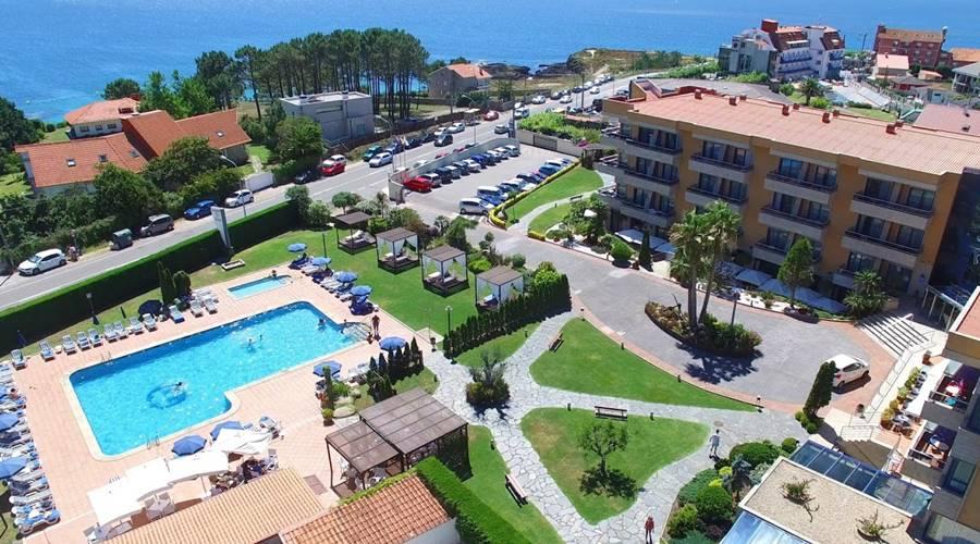 Hotel Spa Galatea - Visit O Salnés ®